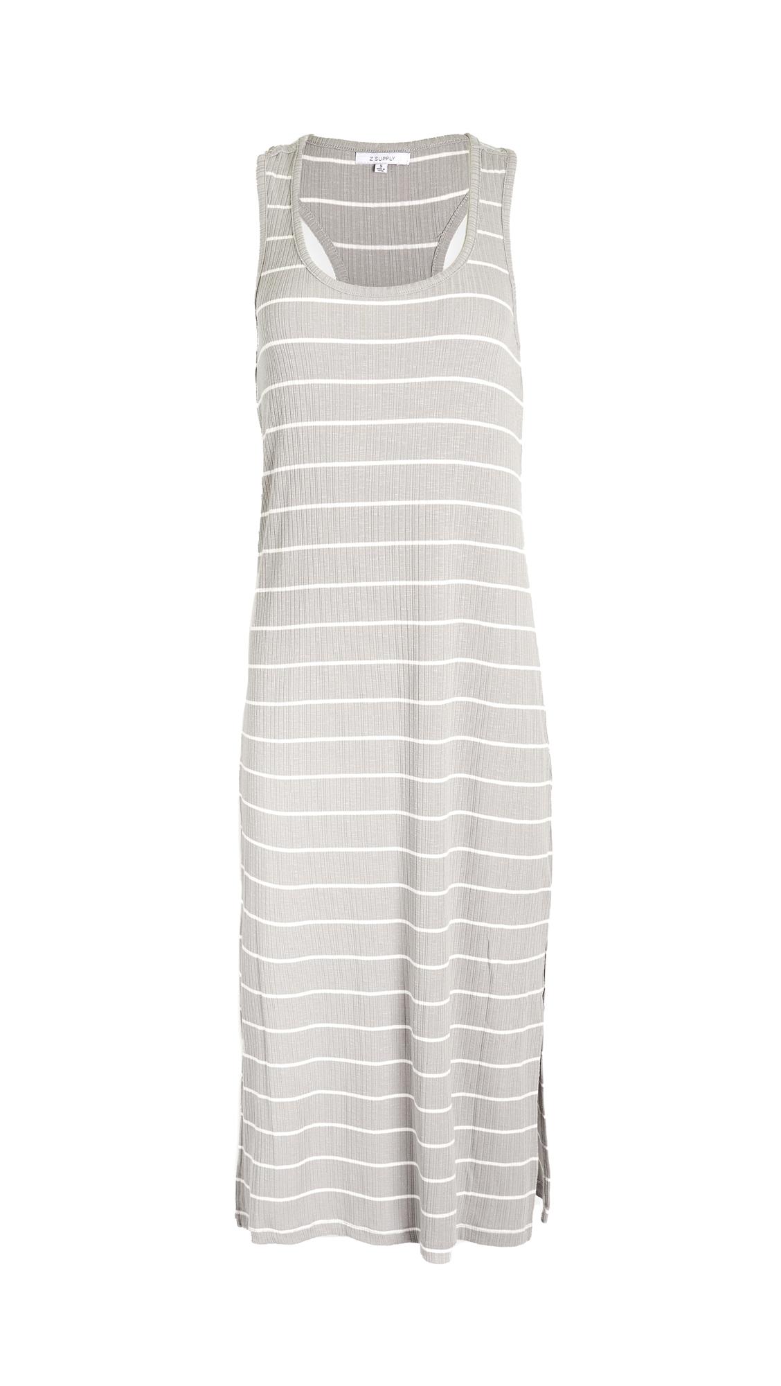 Z Supply Seri Stripe Rib Dress