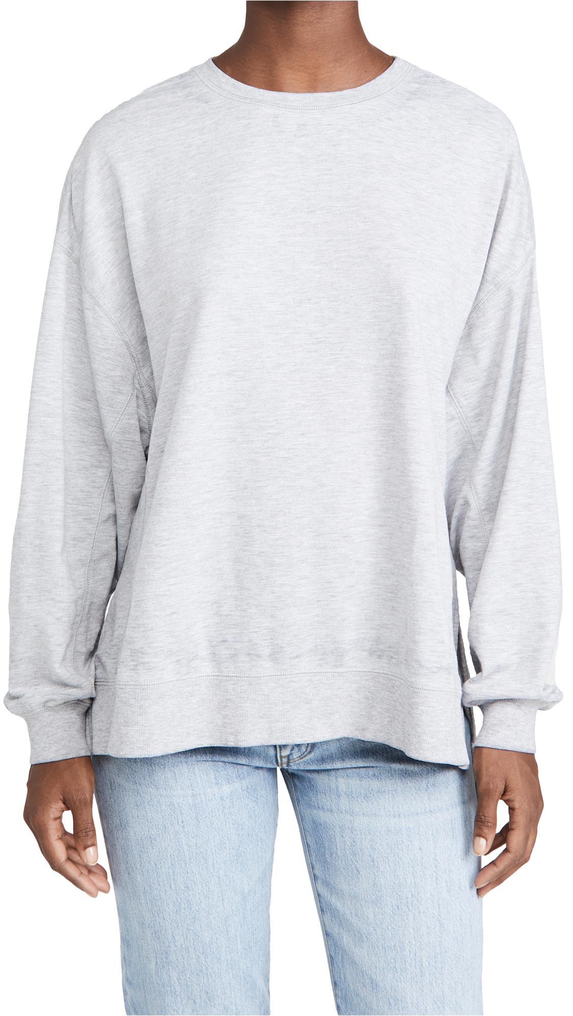 Z Supply Modern Weekender Sweatshirt