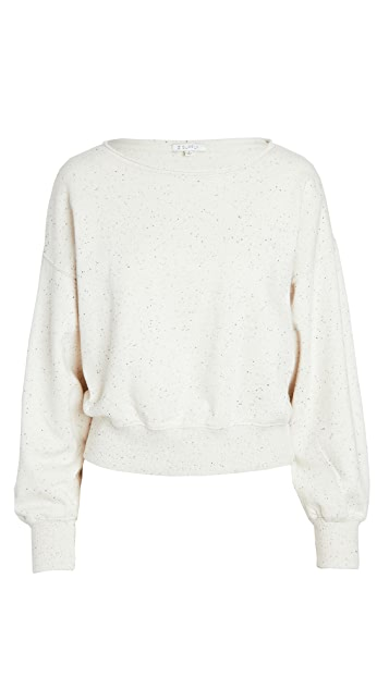 Z Supply Allie Speckled Sweatshirt