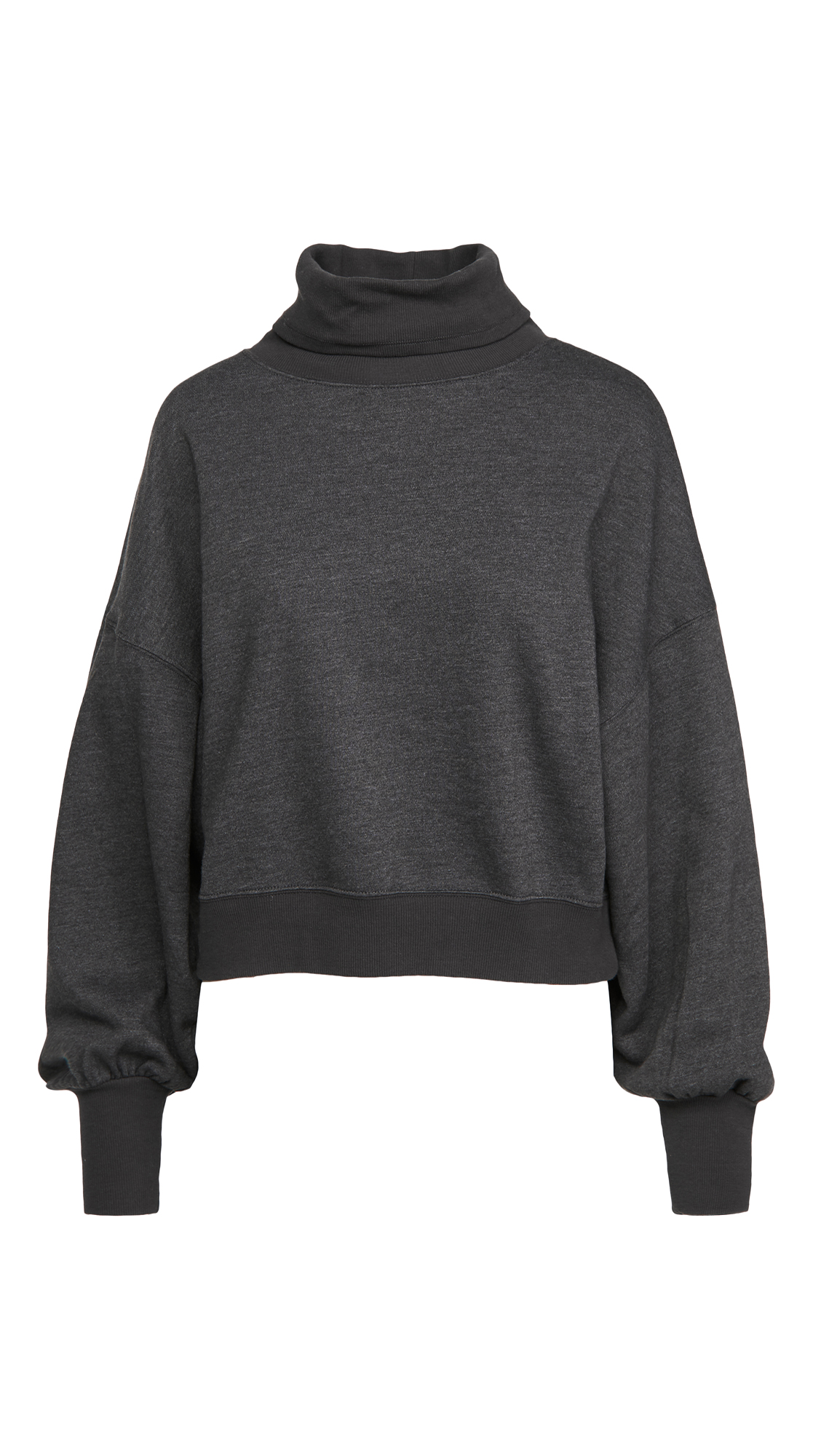 Z Supply Ellis Mock Pullover Sweatshirt