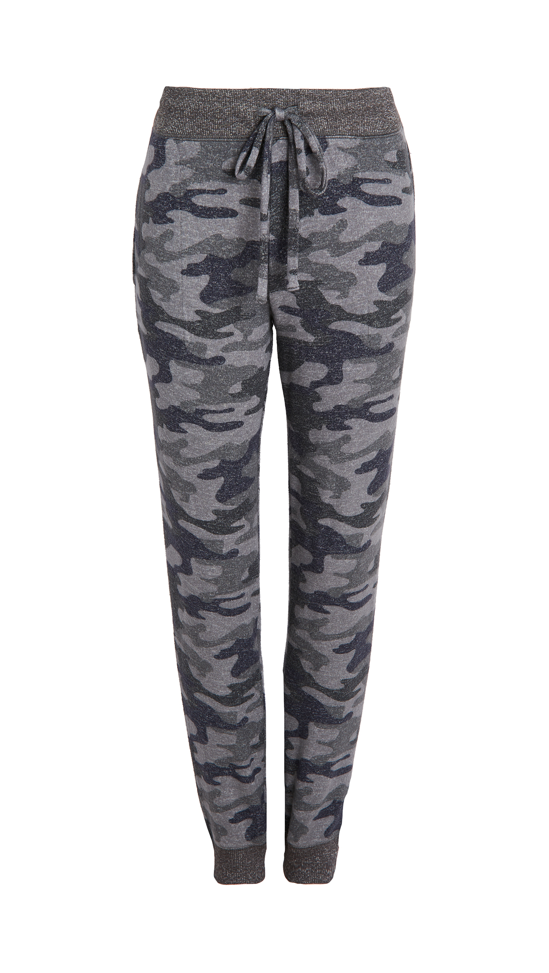 Z Supply Mina Camo Marled Joggers