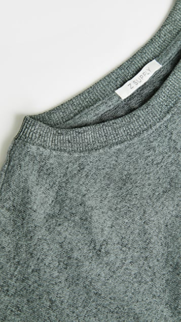 Z Supply Noa Marled Top