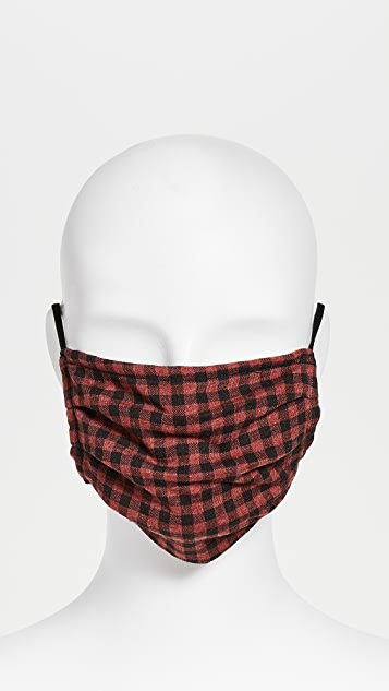 Z Supply Holiday 4 Pack Face Coverings