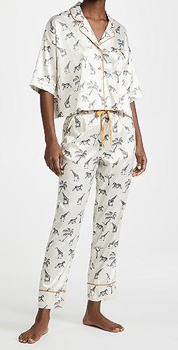 Z Supply - Jolie Safari Pajama Set