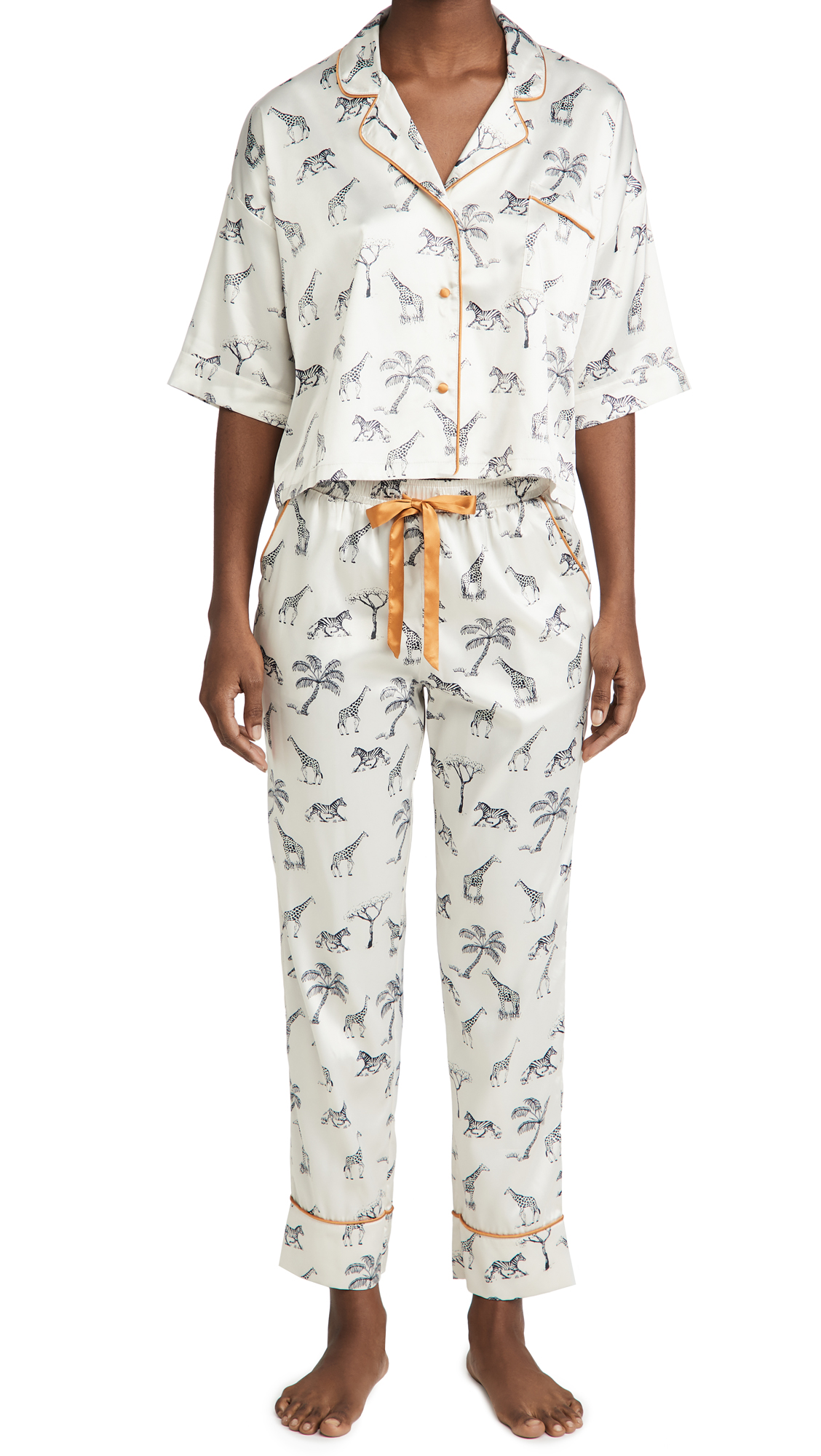 Z Supply Jolie Safari Pajama Set