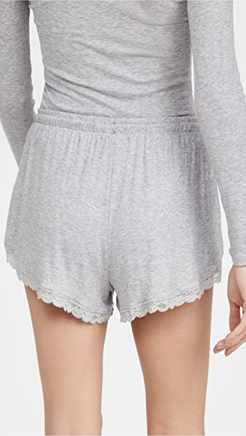 Z Supply Only Love Shorts