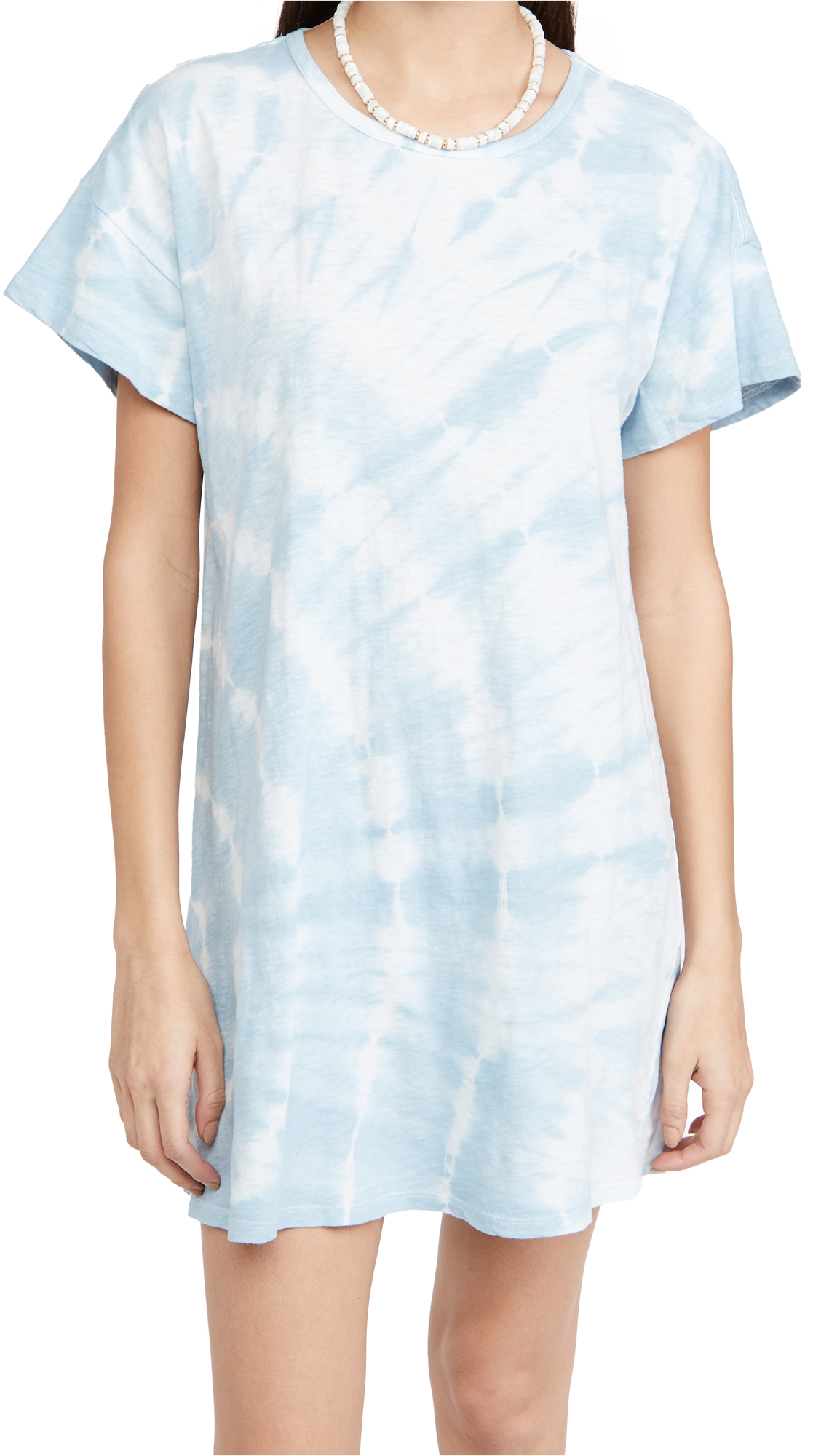 Z Supply Launa Swirl Tie Dye Dress