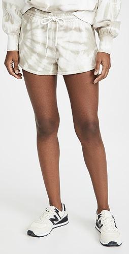 Z Supply - Sadie Spiral Tie-Dye Shorts
