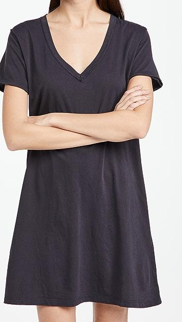 Z Supply Cotton T-Shirt Dress