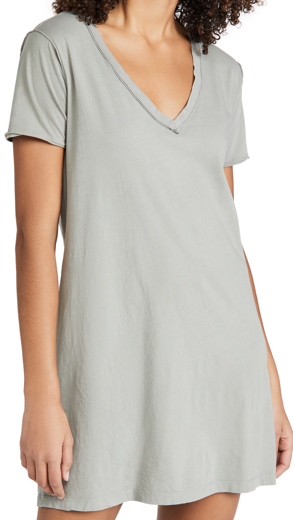 Z Supply Cotton T-Shirt Dress