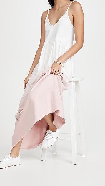 Z Supply Hazy Ombre Dress