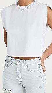Z Supply Caressa 短款 T 恤