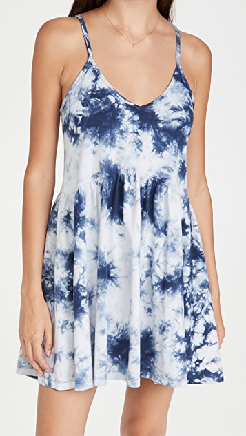 Z Supply Kona Cloud Print Dress