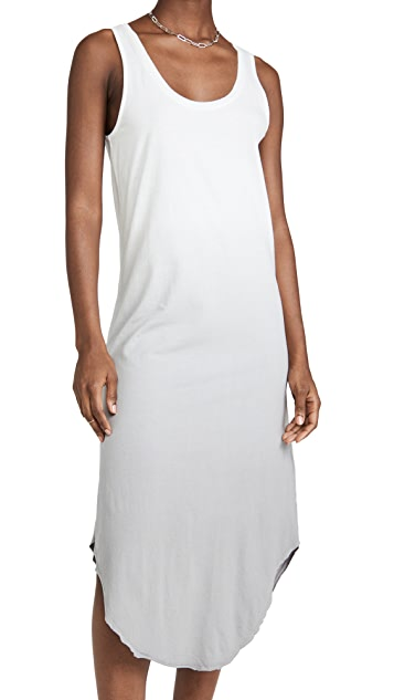Z Supply Reverie Scoop Dip Dye Dress