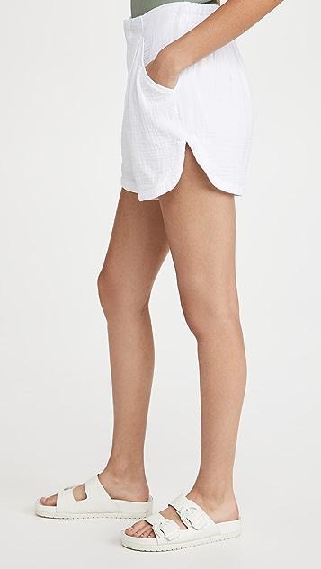 Z Supply Acres Gauze 短裤