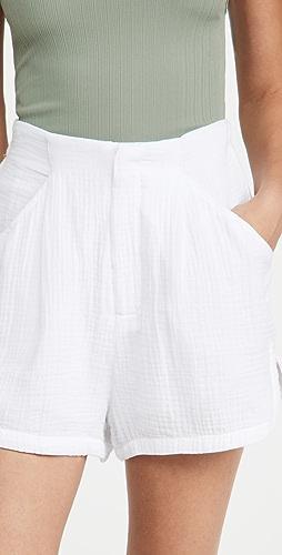 Z Supply - Acres Gauze Shorts
