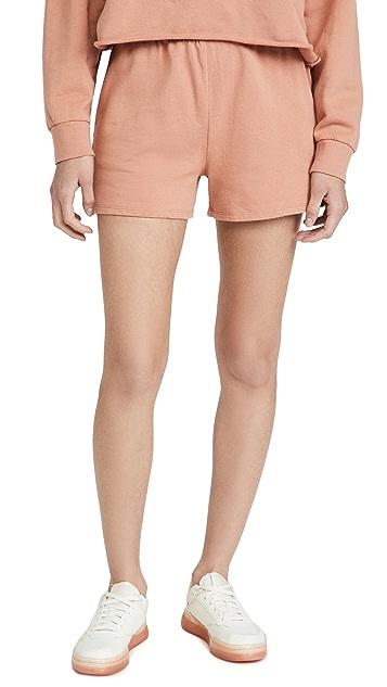 Z Supply Classic Gym Shorts
