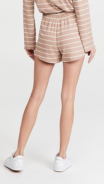 Z Supply Snooze Shorts