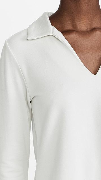 Z Supply Deep Neck Pullover