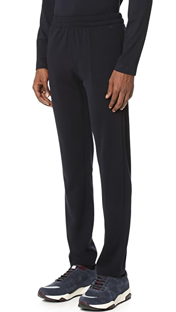 Z Zegna Techmerino Sweat Drawstring Pants