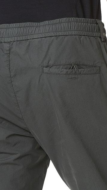 Z Zegna Superlight Poplin Stretch Comfort Pants