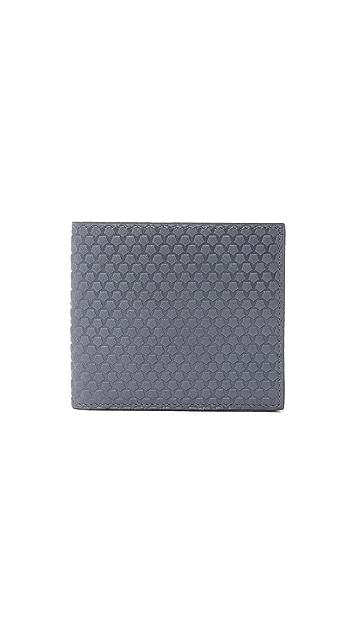 Z Zegna Pixel Bifold Wallet