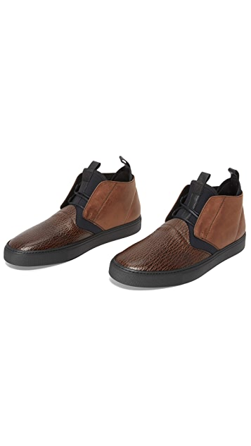 Z Zegna California Chukka Sneakers