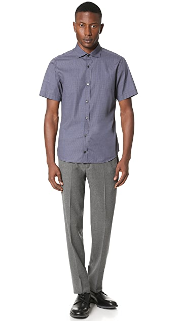 Z Zegna Drawstring Dress Pants