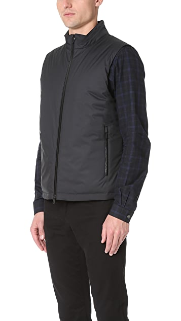 Z Zegna Icon Warmer Padded Vest