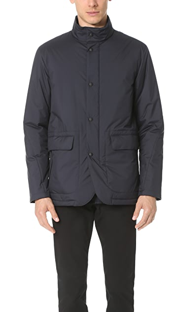 Z Zegna Icon Warmer Padded Jacket
