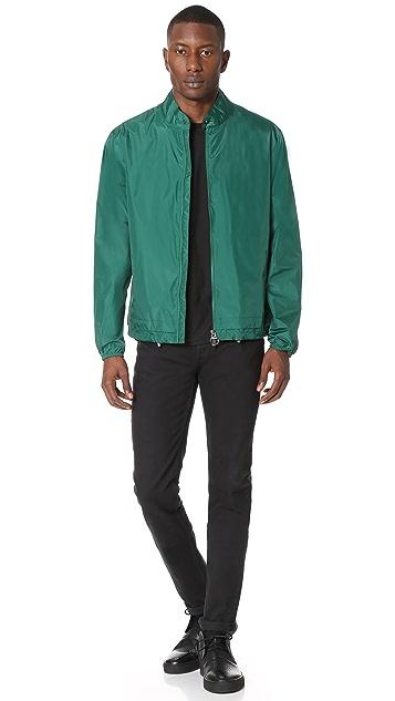 Z Zegna Light Shell Travel Jacket