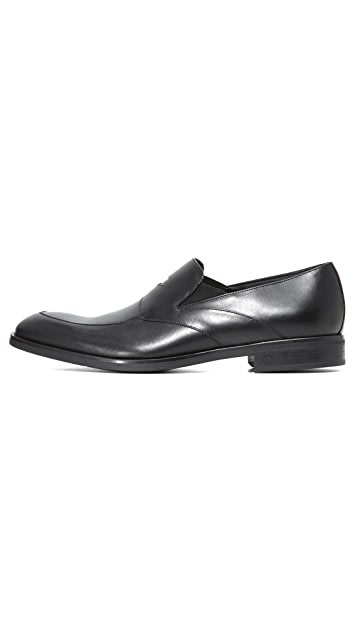 Z Zegna Parsons Loafers
