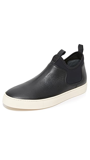 Z Zegna California Scuba Pull On Sneakers