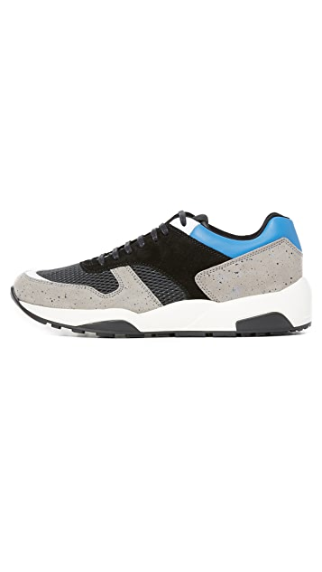 Z Zegna Techmerino Racer 2.0 Sneakers