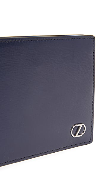 Z Zegna Z Logo Billfold