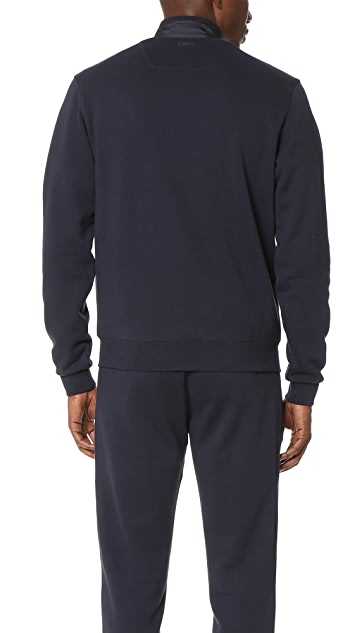 Z Zegna Full Zip Sweatshirt