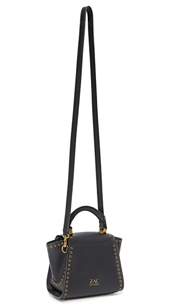 ZAC Zac Posen Grommet Eartha Mini Cross Body Bag