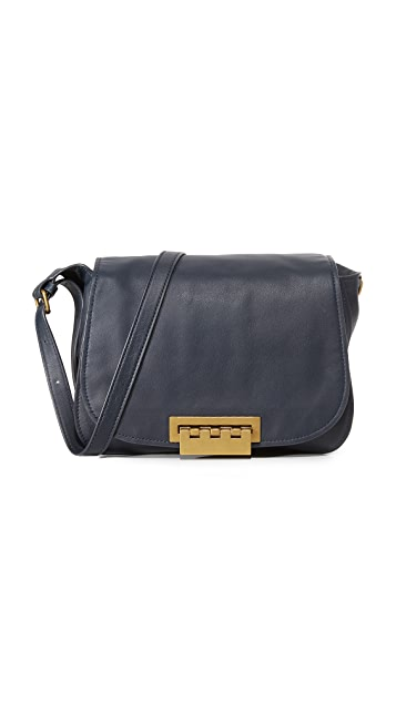 ZAC Zac Posen Eartha Soft Saddle Bag