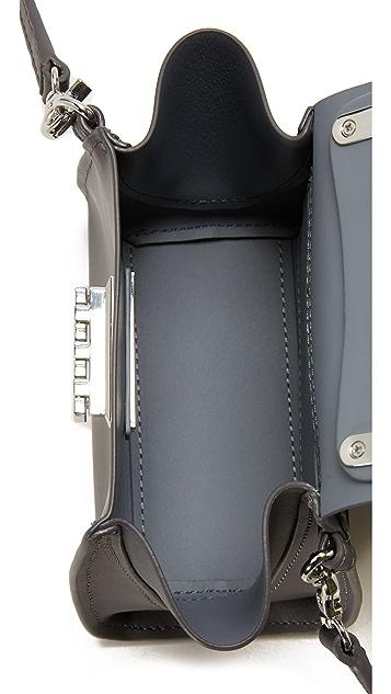 ZAC Zac Posen Eartha Top Handle Mini Cross Body Bag