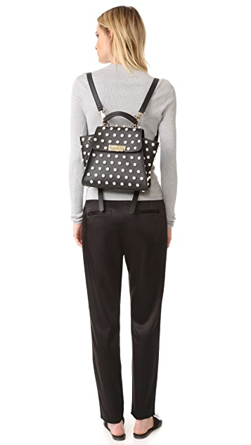 ZAC Zac Posen Eartha Imitation Pearl Lady Convertible Backpack