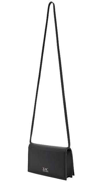 ZAC Zac Posen Earthette Cross Body Bag