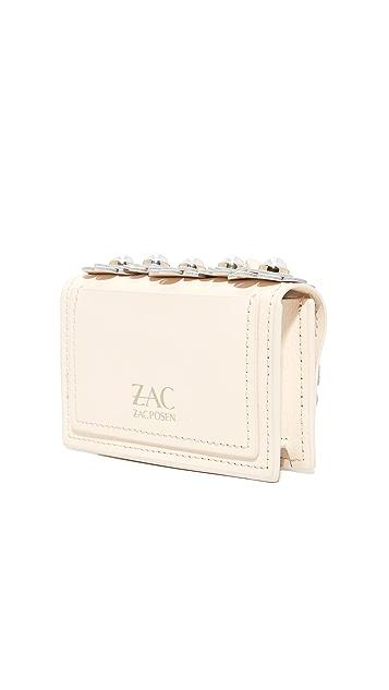 ZAC Zac Posen Earthette Card Case