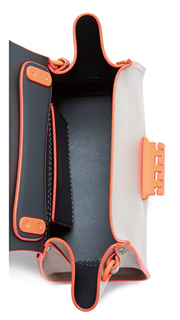 ZAC Zac Posen Eartha Iconic Soft Mini Top Handle Bag