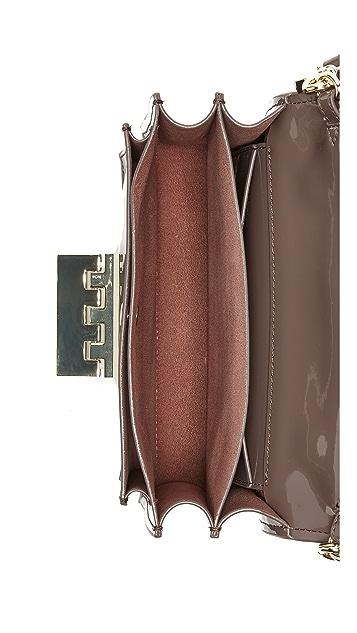 ZAC Zac Posen Earthette Accordion Shoulder Bag
