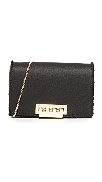ZAC Zac Posen Earthette Accordion Cross Body Bag