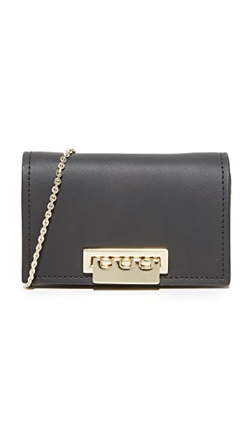 ZAC Zac Posen Earthette Card Case