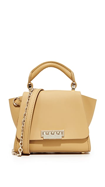 ZAC Zac Posen Eartha Iconic Soft Mini Top Handle Bag