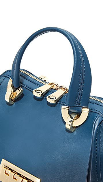 ZAC Zac Posen Eartha Iconic Mini Double Handle Satchel