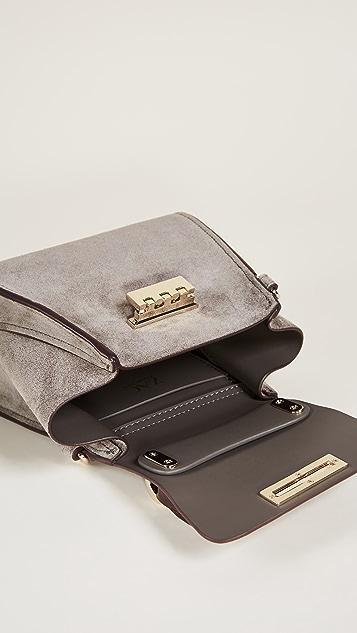 ZAC Zac Posen Eartha Iconic Mini Top Handle Bag