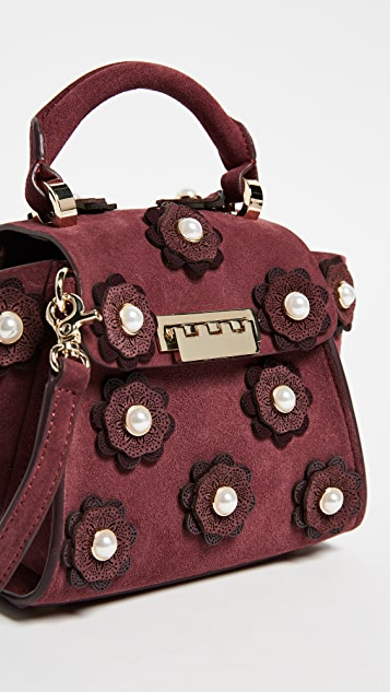 ZAC Zac Posen Eartha Iconic Mini Top Handle Bag
